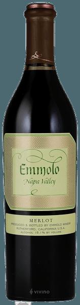 Emmolo Merlot 2018 (750 ml)