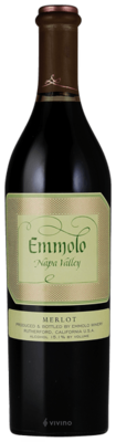 Emmolo Merlot 2018 (750 ml)