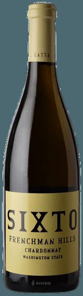 Sixto Frenchman Hills Chardonnay 2017 (750 ml)