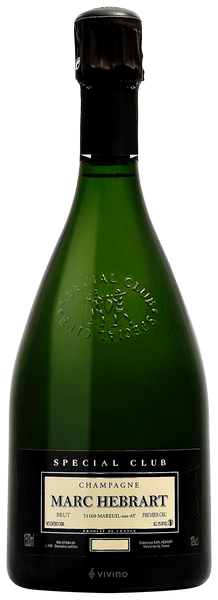 Marc Hebrart Special Club Brut Champagne Premier Cru 2015 (750 ml)