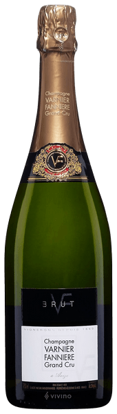 Varnier Fannière Brut Champagne Grand Cru 'Avize' (750 ml)