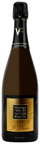 Varnier Fannière Cuvée St-Denis Brut Champagne Grand Cru (750 ml)