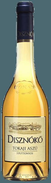Disznókó Tokaji Aszú 5 Puttonyos 2011 (500 ml)
