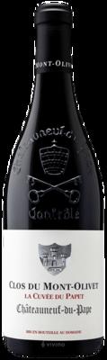 Clos du Mont-Olivet Châteauneuf-du-Pape La Cuvée du Papet 2018 (750 ml)