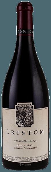 Cristom Louise Vineyard Pinot Noir 2018 (750 ml)