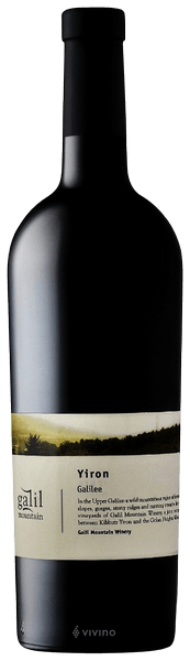 Galil Mountain Winery Yiron 2017 (750 ml)