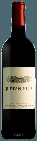 Tzora Vineyards Judean Hills Red 2018 (750 ml)
