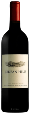 Tzora Vineyards Judean Hills Red 2019 (750 ml)