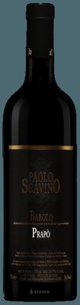 Paolo Scavino Prapó Barolo 2015 (750 ml)