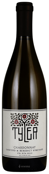 Tyler Sanford & Benedict Vineyard Chardonnay 2017 (750 ml)