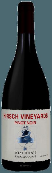 Hirsch Vineyards West Ridge Pinot Noir 2014 (750 ml)