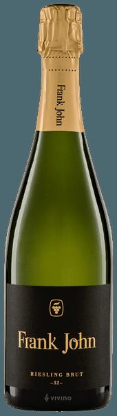Frank John Riesling Brut 2012 (750 ml)