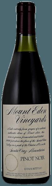 Mount Eden Vineyards Pinot Noir, Santa Cruz Mountains 2016 (750 ml)