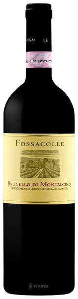 Fossacolle Brunello di Montalcino 2014 (750 ml)