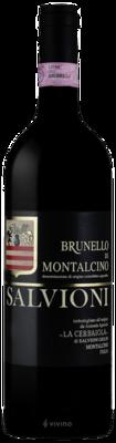 Salvioni Brunello di Montalcino 2015 (750 ml)