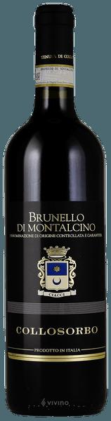Collosorbo Brunello di Montalcino 2015 (750 ml)