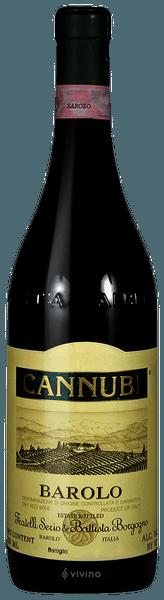 Fratelli Serio & Battista Borgogno Cannubi Barolo 2017 (750 ml)