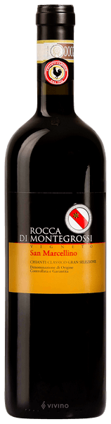 Rocca di Montegrossi Vigneto San Marcellino Chianti Classico Gran Selezione 2015 (750 ml)
