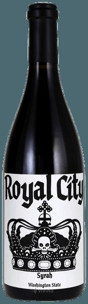 Charles Smith Royal City Syrah 2016 (750 ml)