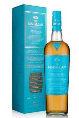 The Macallan Edition No 6 Single Malt Scotch Whisky (750 ml)