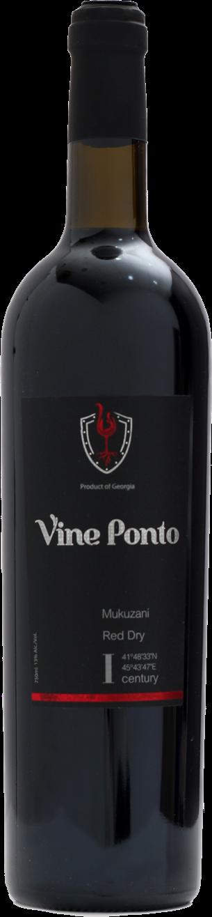Vine Ponto Saperavi Red Dry