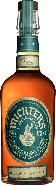 Michter's US-1 Limited Release Toasted Barrel Finish Rye Whiskey (750 ml)