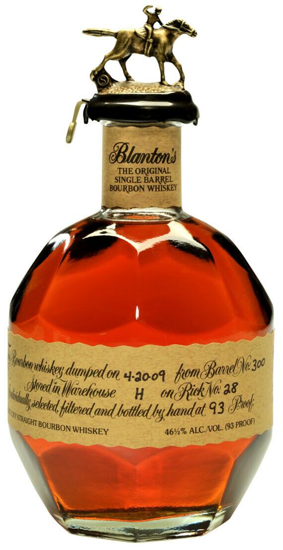 Blanton's Bourbon Single Barrel (750 ml)