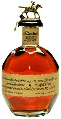Blanton's Bourbon Single Barrel (750 ml)