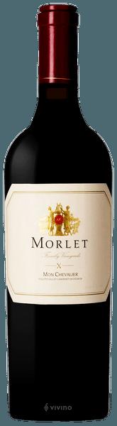 Morlet Family Vineyards Cabernet Sauvignon Mon Chevalier 2014 (750 ml)