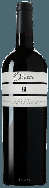 Odette Estate Cabernet Sauvignon, Stags Leap District 2017 (750 ml)