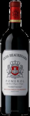 Clos Beauregard, Pomerol 2015 (750 ml)