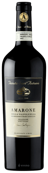 Tenuta Sant'Antonio Selezione Antonio Castagnedi Amarone della Valpolicella 2016 (750 ml)