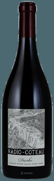 Radio-Coteau Dierke Pinot Noir 2016 (750 ml)
