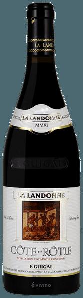 E. Guigal Côte-Rôtie La Landonne 2014 (750 ml)