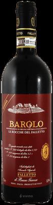 Bruno Giacosa Falletto Barolo Le Rocche del Falletto Riserva 2014 (750 ml)