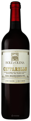 Isole e Olena Cepparello Red 2017 (750 ml)