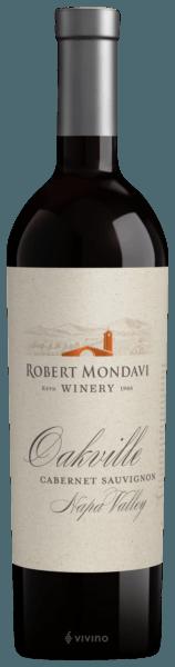 Robert Mondavi Oakville Cabernet Sauvignon 2017 (750 ml)