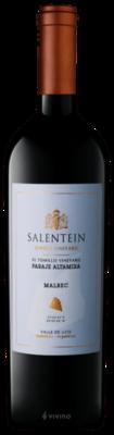 Salentein Finca El Tomillo Single Vineyard Malbec 2015 (750 ml)