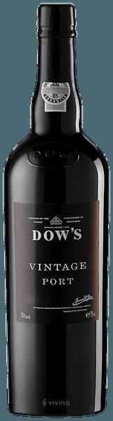 Dow's Vintage Port 2016 (750 ml)