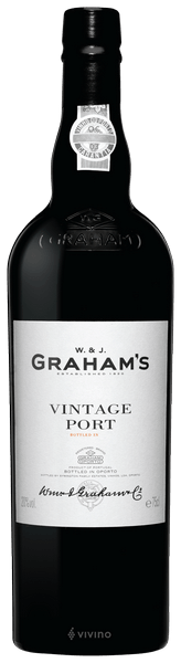 W. & J. Graham's Vintage Port 2016 (750 ml)