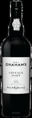 W. & J. Graham's Vintage Port 2016 (375 ml)