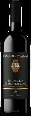 San Felice Campogiovanni Brunello di Montalcino 2015 (750 ml)