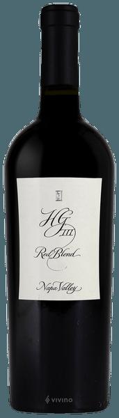 Hourglass HG III Red Blend 2018 (750 ml)