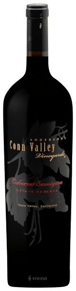 Anderson's Conn Valley Vineyards Cabernet Sauvignon 2018 (750 ml)