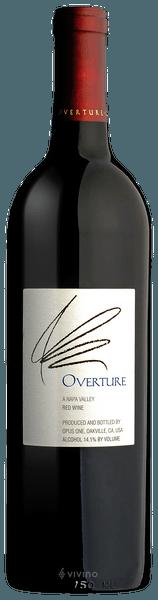 Opus One Overture N.V. (750 ml)