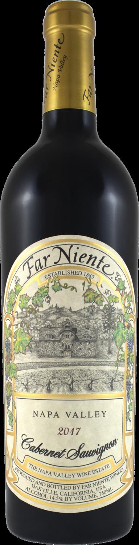 Far Niente Estate Bottled Cabernet Sauvignon, Napa Valley 2017 (750 ml)