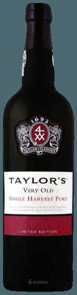 Taylor's Very Old Single Harvest Port 1968 (750 ml)