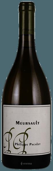 Philippe Pacalet Meursault 2015 (750 ml)