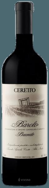 Ceretto Barolo Brunate 2015 (750 ml)