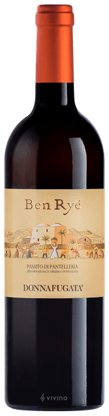 Donnafugata Ben Ryé Passito di Pantelleria 2017 (375 ml)